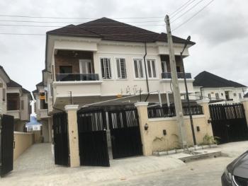 Lovely 5 Bedroom Duplex, Chevron, Lekki, Lagos, Detached Duplex for Rent