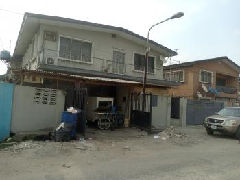 Block of 4 Flats of 3 Bedroom Flat, Rauf Wiiliams, Adelabu, Surulere, Lagos, Block of Flats for Sale