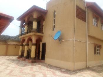 3 Bedroom Flat, Bucknor Estate, Oke Afa, Isolo, Lagos, Flat for Rent