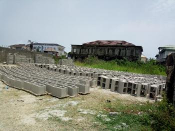 Half Plot of Land with Deeds, Governor Consent and Survey in a Prime Location, Behind Elevation Church, Ilasan, Lekki, Lagos, Residential Land for Sale