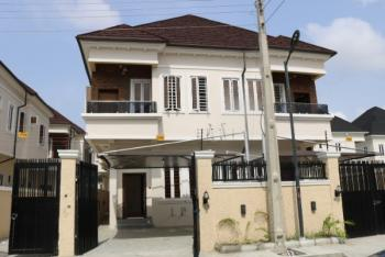 Brand New, Well Located and Luxuriously Finished 3 Bedroom Semi Detached House, Chevron, Lekki, Lagos, Semi-detached Duplex for Sale