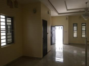 Fully Detached Clean 5 Bedroom Duplex with a Room Bq, Security House, Water Treatment Plant, Surveillance Cameras and Up to 6 Parking Lots, Canal West Estate, Osapa, Lekki, Lagos, Detached Duplex for Rent