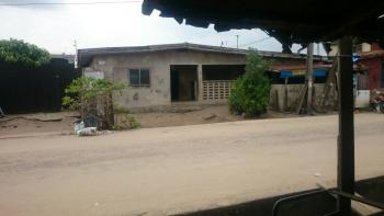 18 Rooms Well Maintained Tenement Bungalow in a Busy Junction, Along The Major Road at Iba Junction, Lasu Road, Iba, Ojo, Lagos, Detached Bungalow for Sale