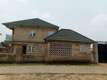 1630sqm. C of O Tarred Road with Almost Completed Building, Katampe Extension, Katampe, Abuja, Detached Duplex for Sale