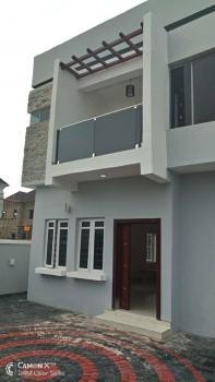 Brand New Tastefully Finished 4 Bedroom Roofless Detached Duplex a, Lekki Palms City Estate, Ajah, Lagos, Detached Duplex for Sale
