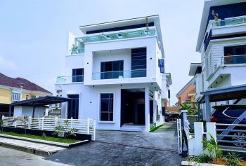 Magnificently Built 5 Bedroom Mansion, Pinnock Beach, Lekki Expressway, Lekki, Lagos, Detached Duplex for Sale