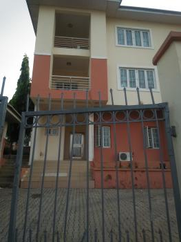 Luxury 4 Bedroom Terrace Duplex Very Good for Office Use Or Residential, Maitama District, Abuja, Terraced Duplex for Rent