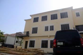6 Units of 4 Bedroom Luxury Terraces, Maitama District, Abuja, Terraced Duplex for Sale