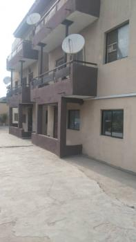 Well Maintained 3 Bedroom Flat Ground Floor with a Big Compound, Off Masha Kilo Road, Kilo, Surulere, Lagos, Flat for Rent
