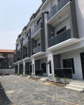Brand New 4 Bedroom Terrace with 1 Room Bq, Chisco, Ikate Elegushi, Lekki, Lagos, Terraced Duplex for Rent