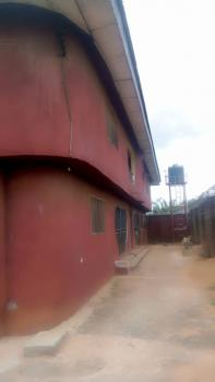 a Four Flats Storey Building with 3 Bedrooms Each, No 42 Madumezu Avenue, Off Nnebisi Road, Oshimili South, Delta, Block of Flats for Sale