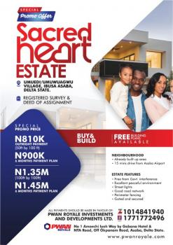 Land, Admiralty Drive Off Ibusa Junction, Oshimili South, Delta, Mixed-use Land for Sale