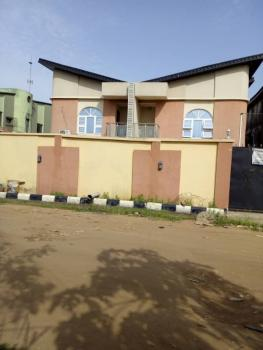 Luxury 4 Bedroom Duplex with Interlocked Floor, Winners Estate, Abule Egba Axis, Ijaiye, Lagos, Terraced Duplex for Sale