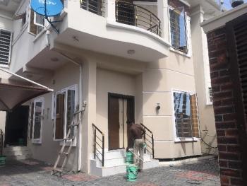 New 4 Bedroom, Chevron Drive, Chevy View Estate, Lekki, Lagos, Detached Duplex for Rent