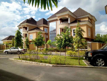 5 Bedroom Fully Detached Duplex, Jabi Lake, Jabi, Abuja, Detached Duplex for Rent