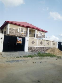 3 Bedroom Flat Brand New, Very Spacious, Just 4 in Compound, Royal Palmwill Estate, Badore Road, Badore, Ajah, Lagos, Flat for Rent