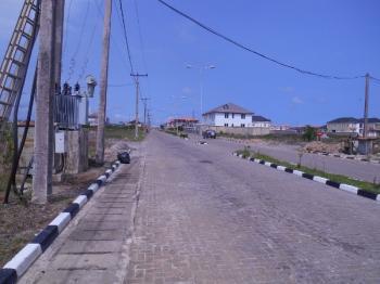 760 Sqm Land in Fountain Springville Estate - 28 Million, Fountain Springville Estate, Monastery Road, Sangotedo, Ajah, Lagos, Residential Land for Sale