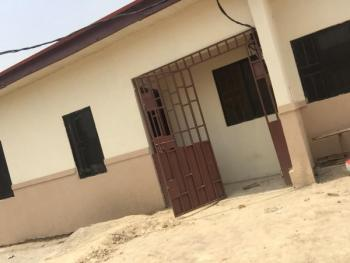 Exotic 3 Bedroom Bungalow (alone in a Compound), a Close Kado Housing Estate Phase 1, Kado, Abuja, Terraced Bungalow for Rent
