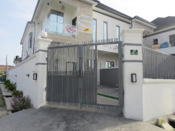 Luxury Awesome Spacious 4 Bedroom Duplex with Bq, Less Than a Minute Drive From The Express, Idado, Lekki, Lagos, Semi-detached Duplex for Sale