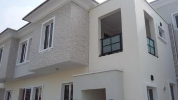 Brand New Five Duplex with Bq, Chevron Drive, Lekki Phase 1, Lekki, Lagos, Semi-detached Duplex for Rent