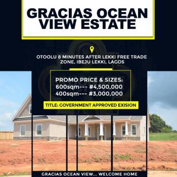 Gracias Oceanview Estate, Eleko, Ibeju Lekki, Lagos, Mixed-use Land for Sale