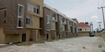 Newly Built 4 Bedroom House, Chevron, Lekki, Lagos, Terraced Duplex for Rent