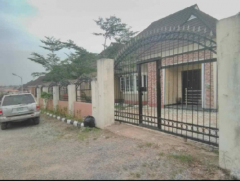 3 Bedroom Bungalow, Palm Height Estate, Trademore, Lugbe District, Abuja, Detached Bungalow for Sale
