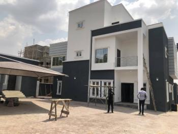 5 Bedroom Detached House and Bq, Guzape District, Abuja, Detached Duplex for Sale