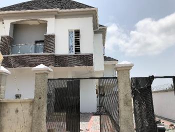 Brand New 5 Bedroom Duplex with a Room Bq, Chevy View Estate, Lekki, Lagos, Semi-detached Duplex for Sale