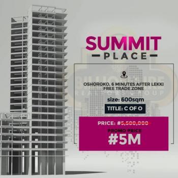 Summit Place Estate, Eleko, Ibeju Lekki, Lagos, Residential Land for Sale