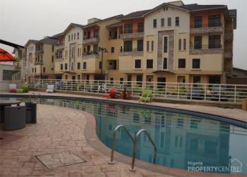 Executive Serviced 3 Bedroom Maisonette + Bq, Grace Court, Adekunle, Yaba, Lagos, Semi-detached Duplex for Rent