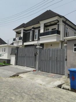 Lovely  Built Massive 4 Bedroom Semi Detached House, Bera Estate,  By Chevron Head Office, Off Chevron Drive, Chevy View Estate, Lekki, Lagos, Semi-detached Duplex for Sale