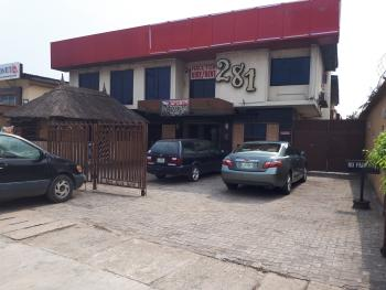 a 5 Bedroom Massive House for Office Use, Gbagada Express Way, Gbagada Phase 1, Gbagada, Lagos, Detached Duplex for Sale