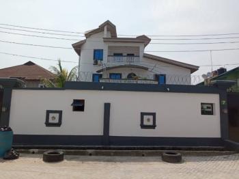 6 Bedroom Fully Detached House with 2 Bq Code Lkk, Peninsula Garden Estate, Ajah, Lagos, Detached Duplex for Rent