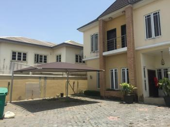 a Well Maintained Fully Detached 4 Bedroom Duplex with Bq, Dillion Estate, Agungi, Lekki, Lagos, Detached Duplex for Sale