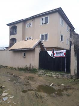 a Block of 6 Flats of 3 Bedroom Each Sitting on About 700sqm, Church Street, Badore, Ajah, Lagos, Flat for Sale