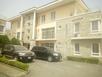 Luxury 3 Bedroom Fully Furnished and Unfurnished Flats., Off Udi Avenue, Osborne, Ikoyi, Lagos, Flat for Rent