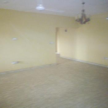 a Brand New and Very Spacious 3 Bedroom Apartment, Kado Lifecamp Extension, Life Camp, Gwarinpa, Abuja, Flat for Rent