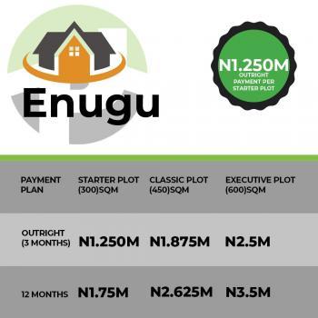 Vip Gardens @ Enugu (along Nsukka Expressway) Ako-nike Town, Vip Gardens @ Enugu (along Nsukka Expressway) Ako-nike Town, Nsukka, Enugu, Mixed-use Land for Sale