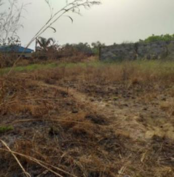 Genuine and Dry 2 Plots of Land, Conner Piece Sand Filled and Gated, Abraham Adesanya Roundabout, Facing The Hfp Market By The Side, Road, Lekki Phase 2, Lekki, Lagos, Mixed-use Land for Sale