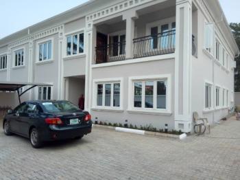 Topnotch Wing of Duplex, Off Eko Street, Parkview, Ikoyi, Lagos, Semi-detached Duplex for Rent