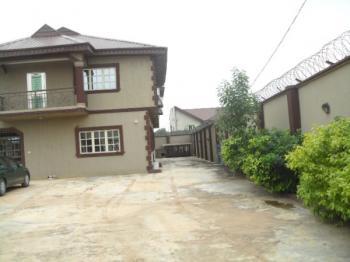 6 Bedroom Duplex with Cofo in a Prime Estate at Abule Egba, Thomas Street, Ojuolape Estate, Temple Road, Abule Egba, Agege, Lagos, Detached Duplex for Sale