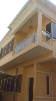 Spacious 4 Bedroom Duplex with Bq, Chevron Drive, Lekki Phase 1, Lekki, Lagos, Detached Duplex for Rent