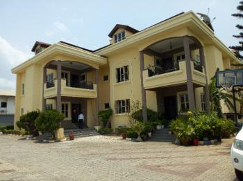 Serviced 3 Bedroom Terrace House with a Room Boys Quarters, Waterview Court, Osborne Foreshore Estate, Osborne, Ikoyi, Lagos, Terraced Duplex for Rent