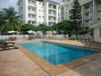 Partly Furnished Luxury 3 Bedroom Flat and 1 Room Bq with Excellent Facilities, Old Ikoyi, Ikoyi, Lagos, Flat for Sale