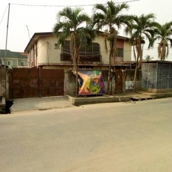 Tenement Building, Godilove Street / Off Vulcanizer B/stop, Egbeda, Alimosho, Lagos, Detached Bungalow for Sale