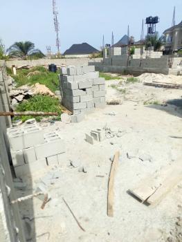 Half Plot of Dry Land, Peninsula Garden Estate, Ajah, Lagos, Residential Land for Sale