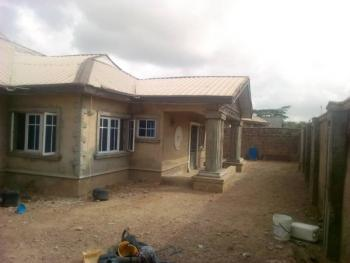 Four Bedroom Apartment, Bako Street, Apata, Ibadan, Oyo, House for Sale
