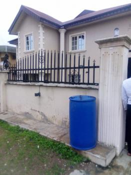 5 Bedroom  Duplex Full Option with Security House, Not Far From Main Road, Behind Gtbank, Osogbo, Osun, Semi-detached Duplex for Rent