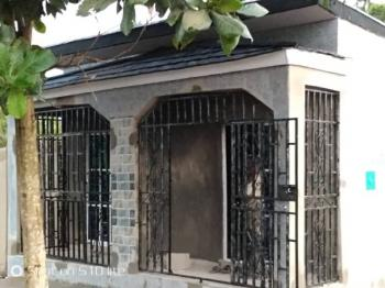 a Room and Parlor Self Contained with 2 Shops, Obafemi Owode, Ogun, Detached Bungalow for Sale